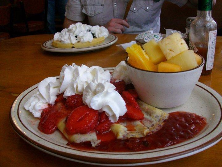 Breakfast at Williams