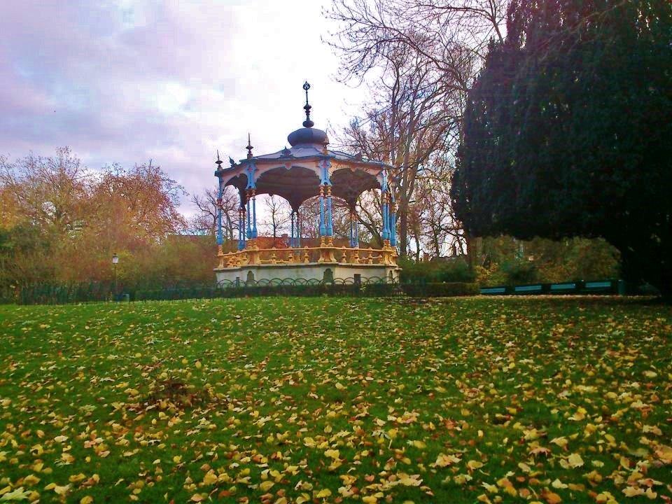 Koningen Astrid Park, Bruges, Belgium