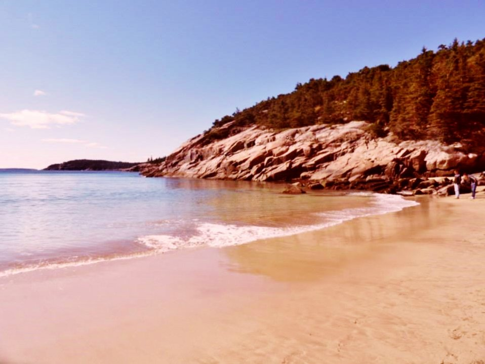 Sand Beach, Acadia National Park