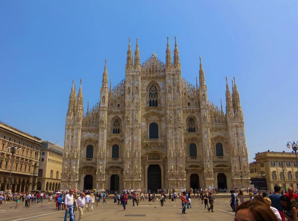 Milan Cathedral, Milan, Italy