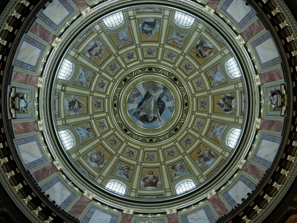 St Stephen's Basilica Budpest