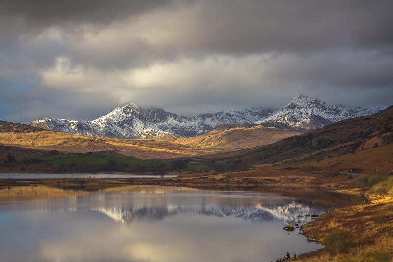 Climbing Mount Snowdon for beginners...