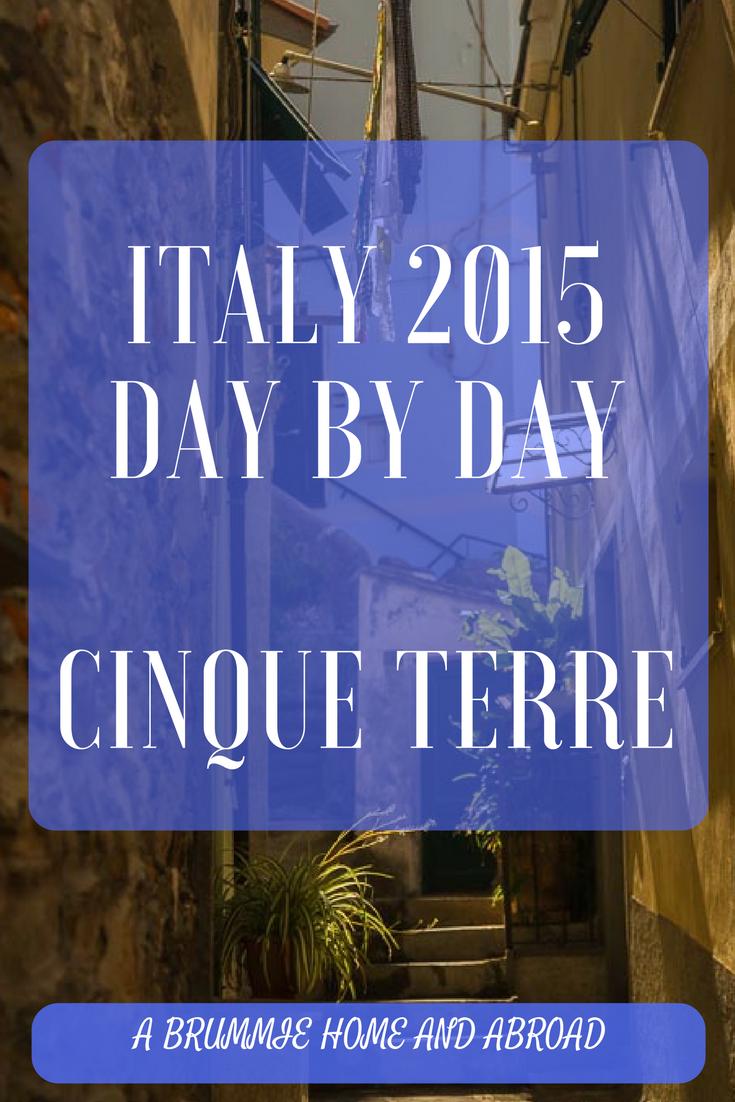 Italy Cinque Terre 2015 Pin (1)
