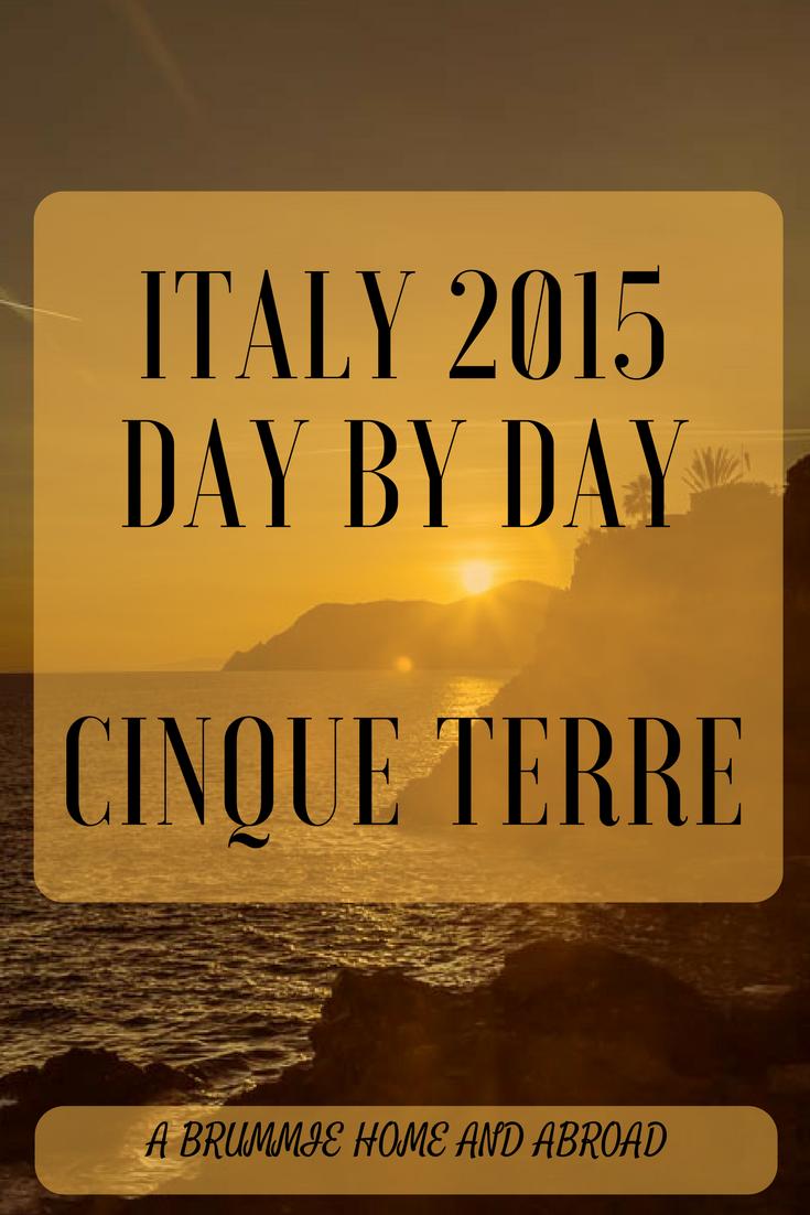 Italy Cinque Terre 2015 Pin (2)