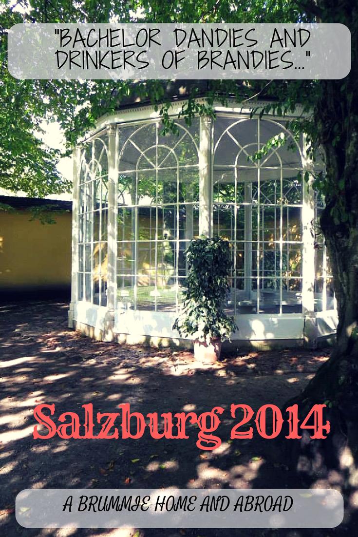 Salzburg 2014 Pin