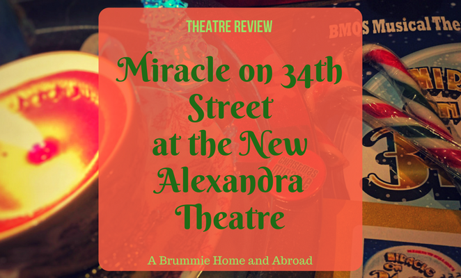 Miracle on 34th Street at the New Alexandra Theatre
