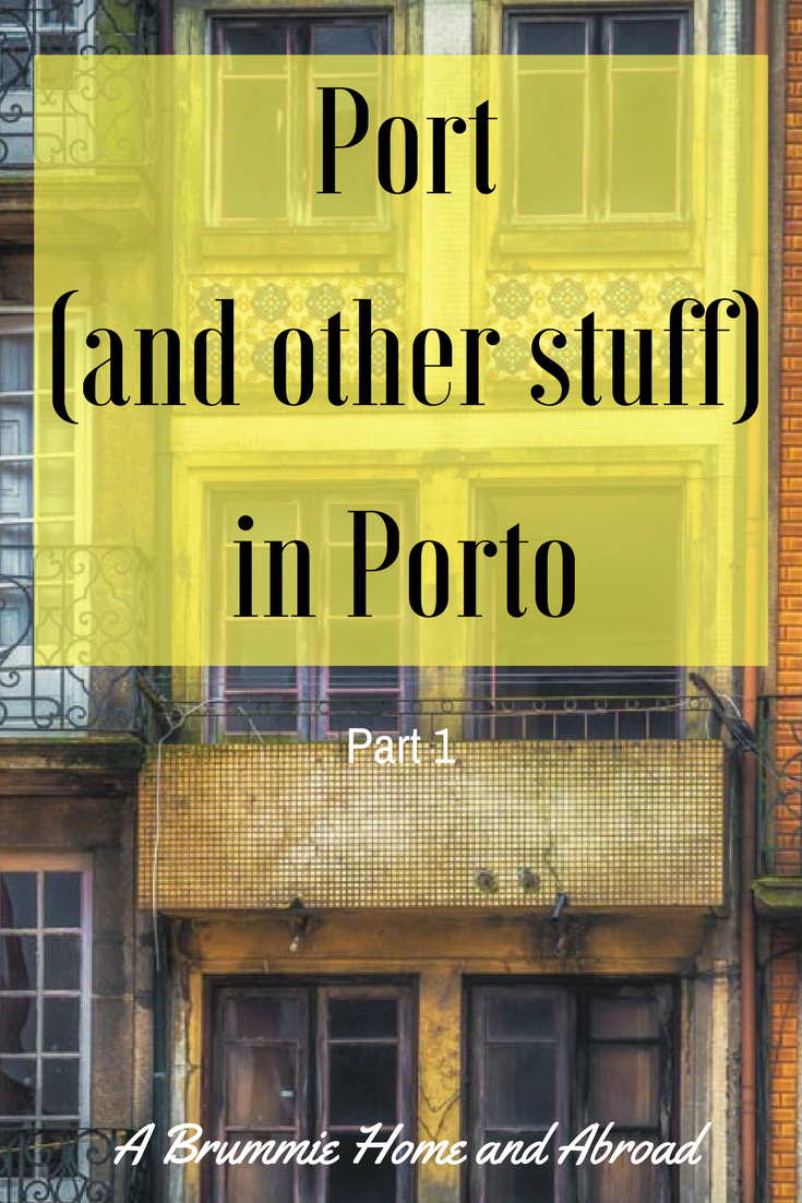 Porto Part 1 - Pin me!