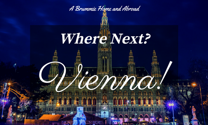 Where Next? Vienna!