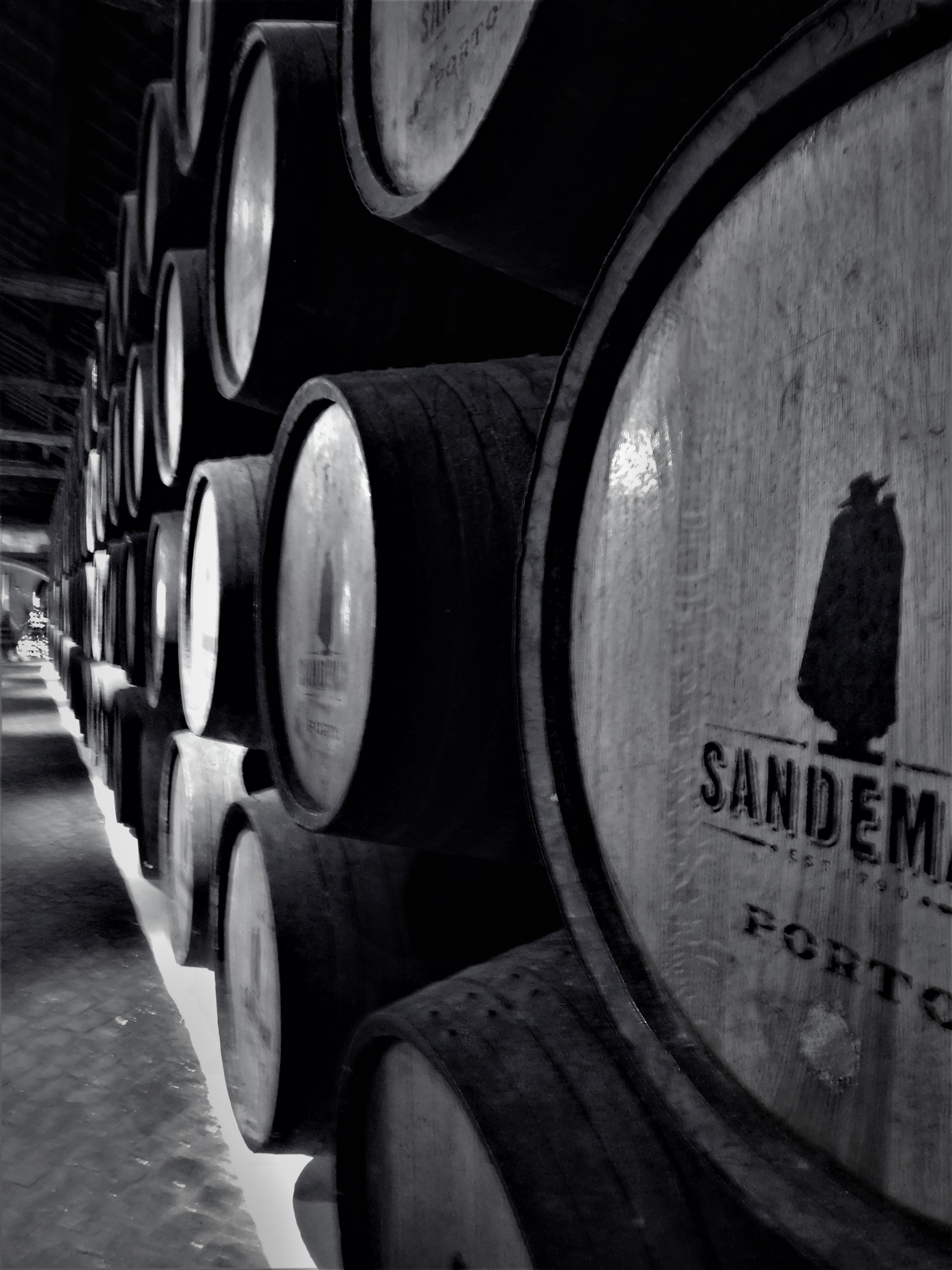 48 Hours in Porto: A wine lodge tour at Sandeman