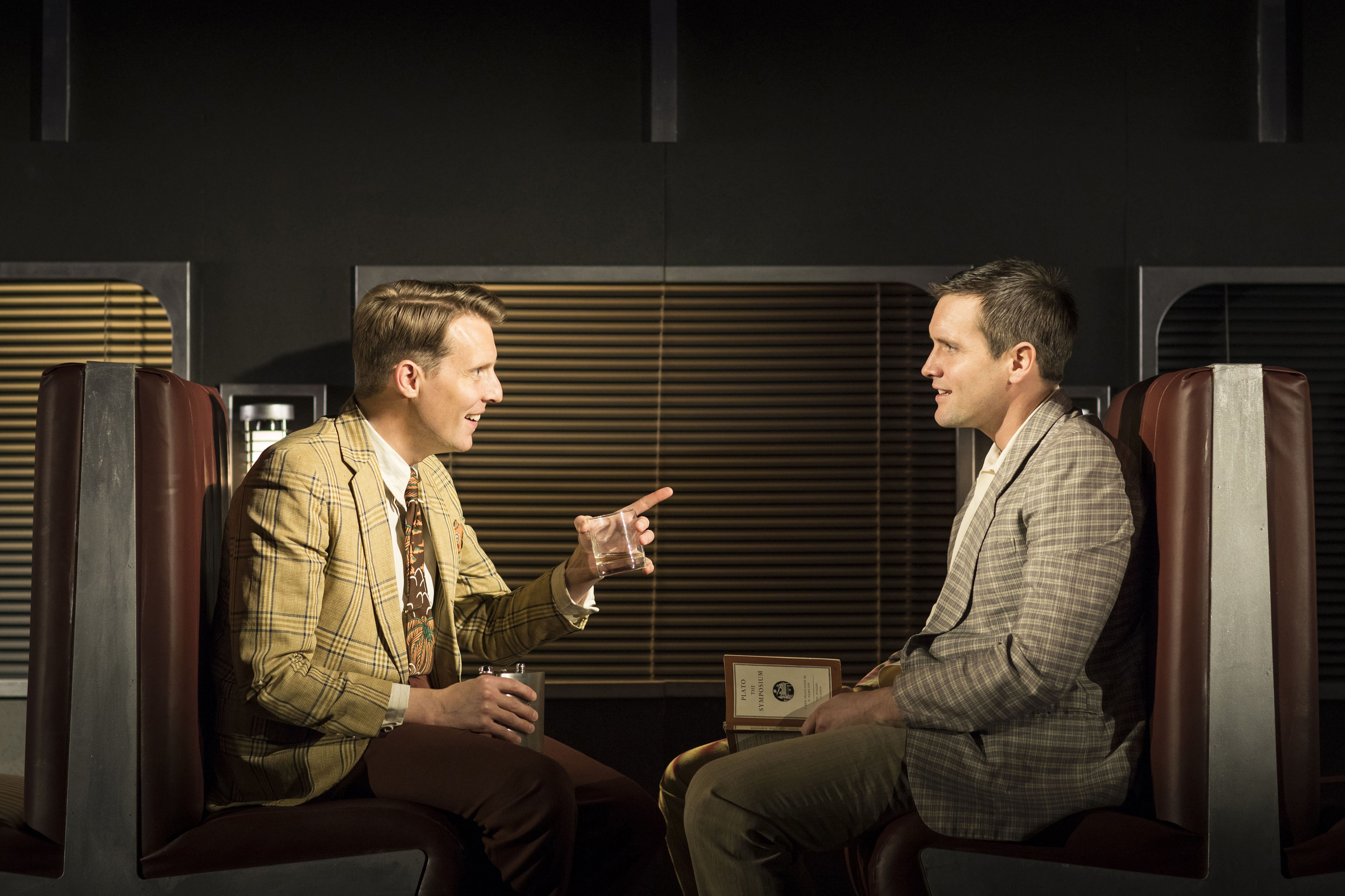 Press Photos from Strangers on a Train UK Tour