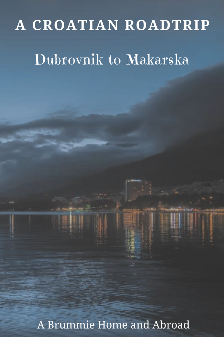 A Croatian Roadtrip_ Dubrovnik to Makarska (Pin)