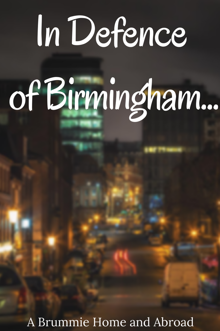 Birmingham at night, Livery Street