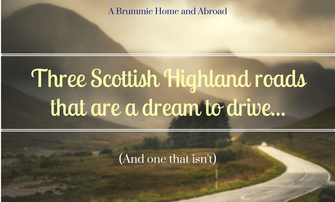 Three Scottish Highland roads that are a dream to drive...