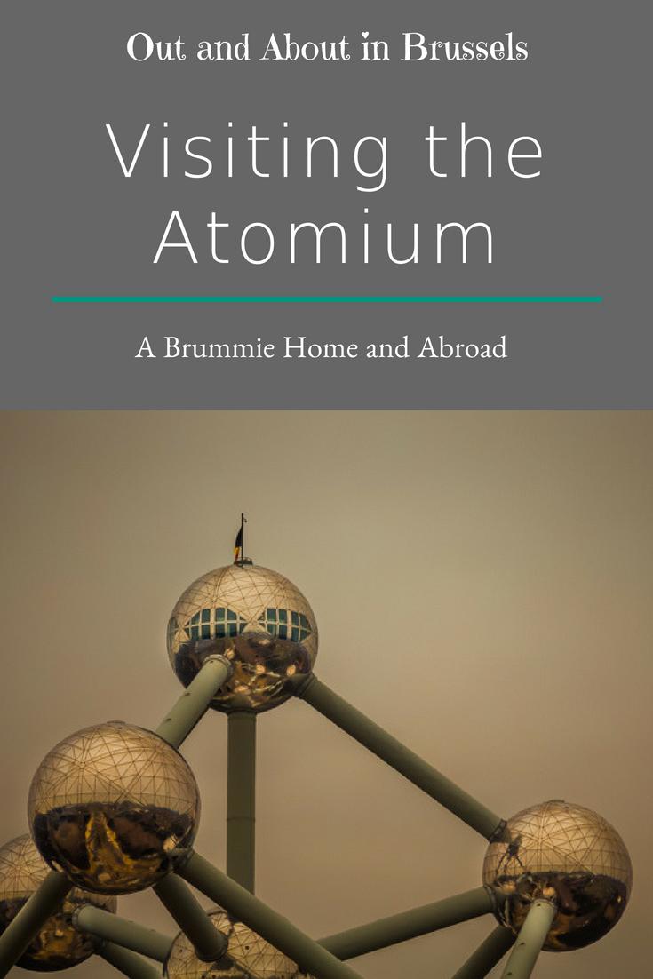 Visiting the Atomium