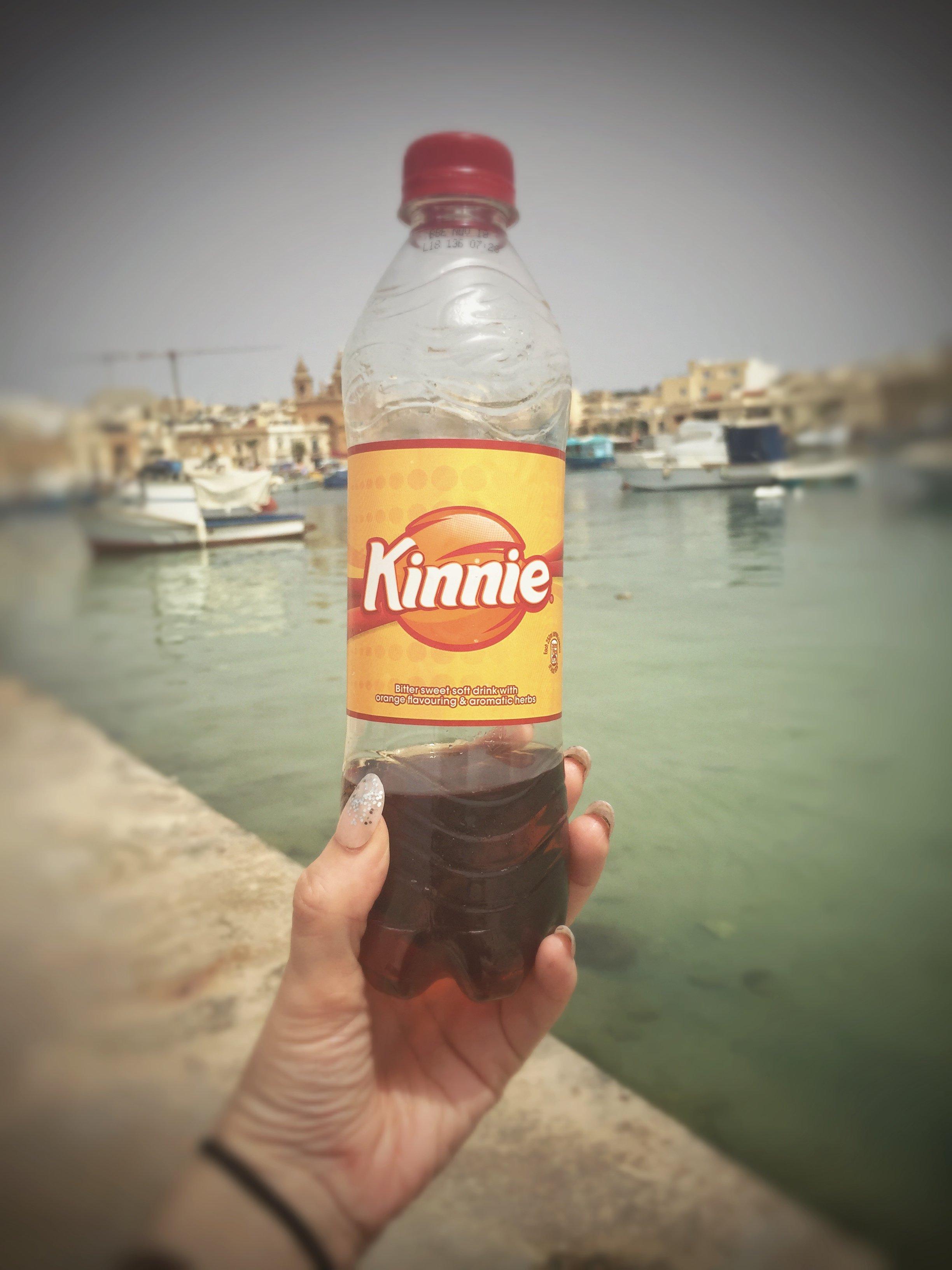 Kinnie, Maltese soft drink