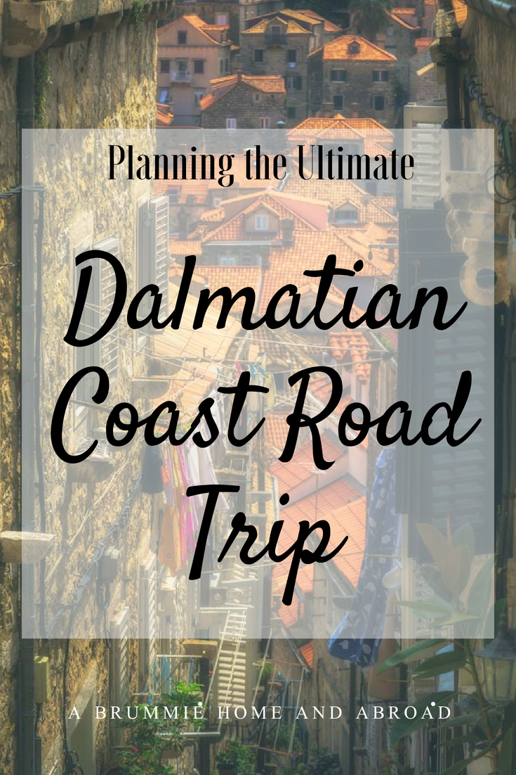 Planning the Ultimate 2-week Dalmatian Coast Road Trip