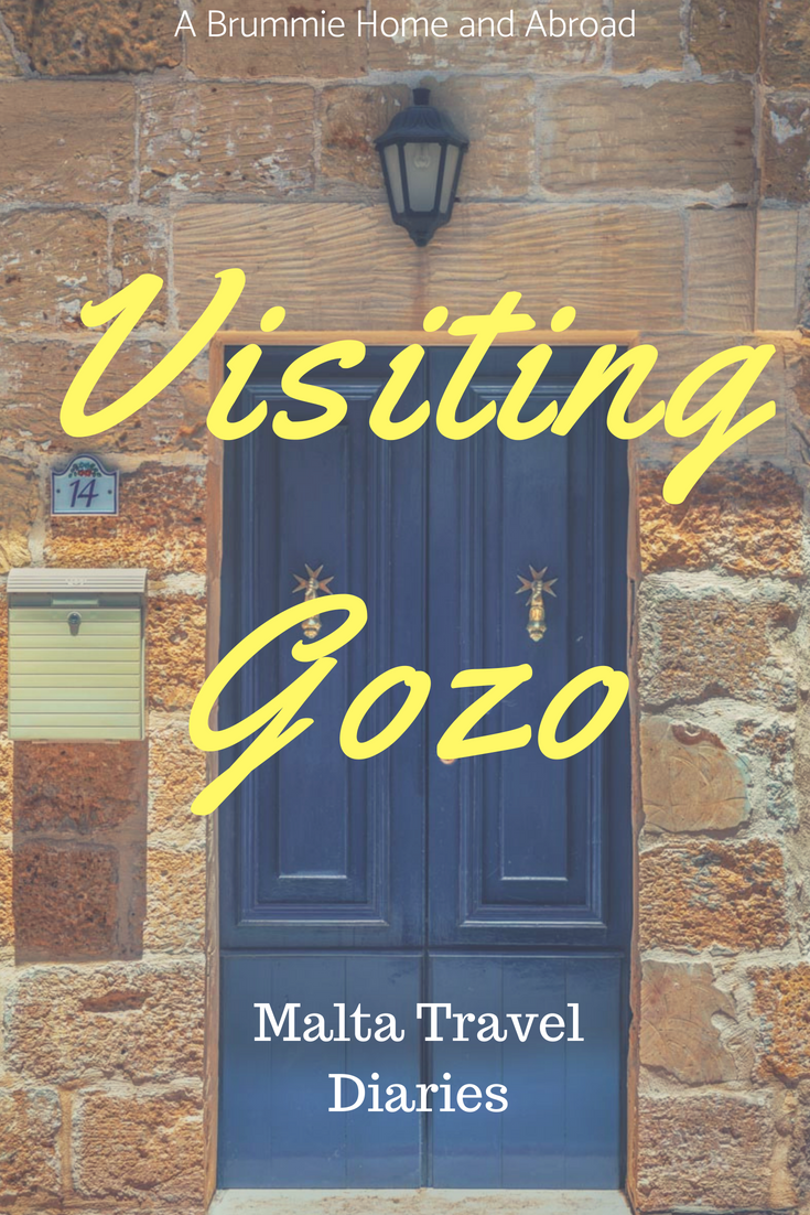 Visiting Gozo; Malta Travel Diaries
