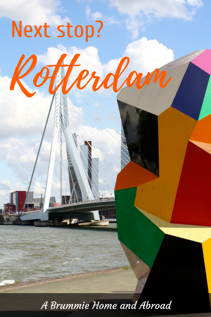 Next Stop Rotterdam