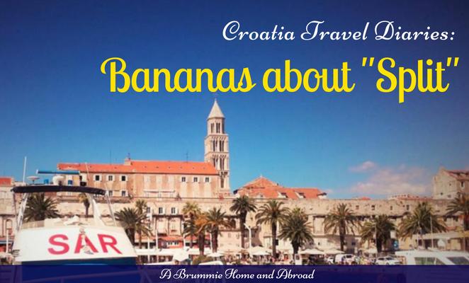 Croatia Travel Diaries: Split