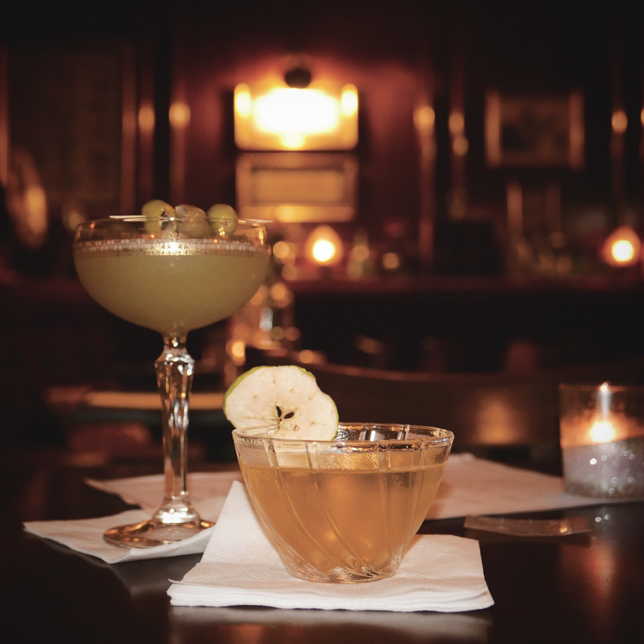 The new autumn cocktail menu at Jekyll and Hyde