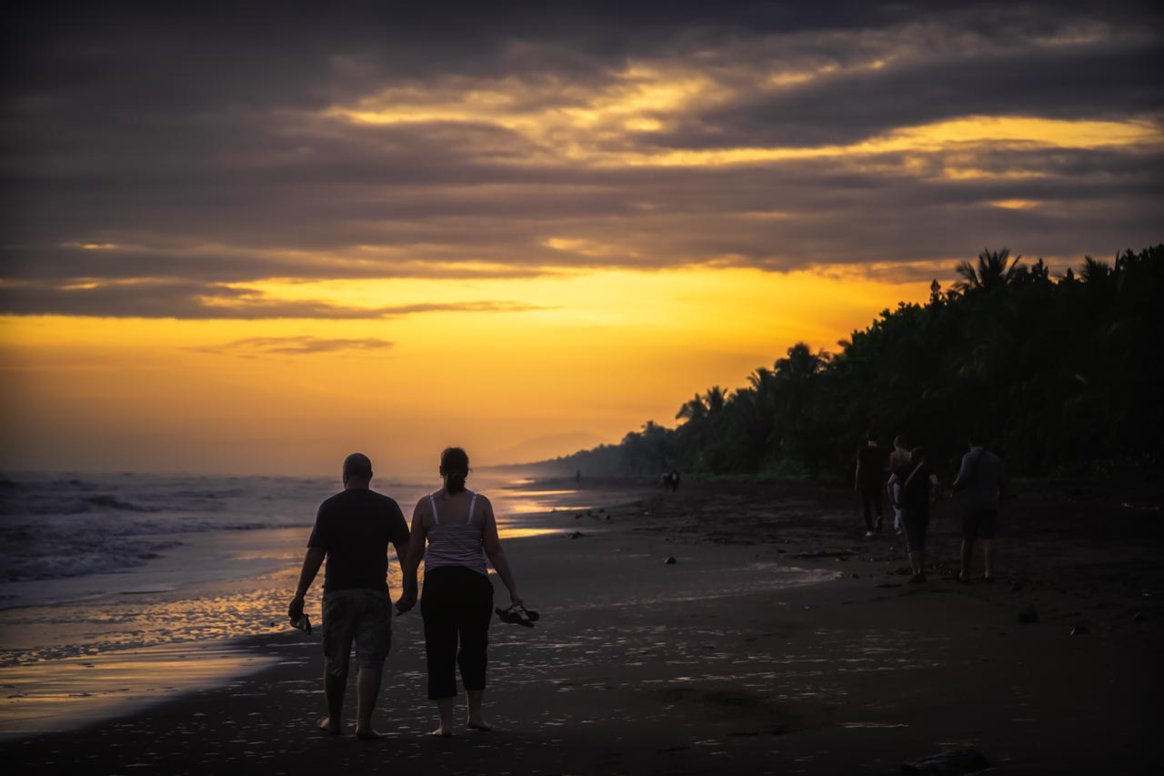 Tortuguero Sunrise No 6