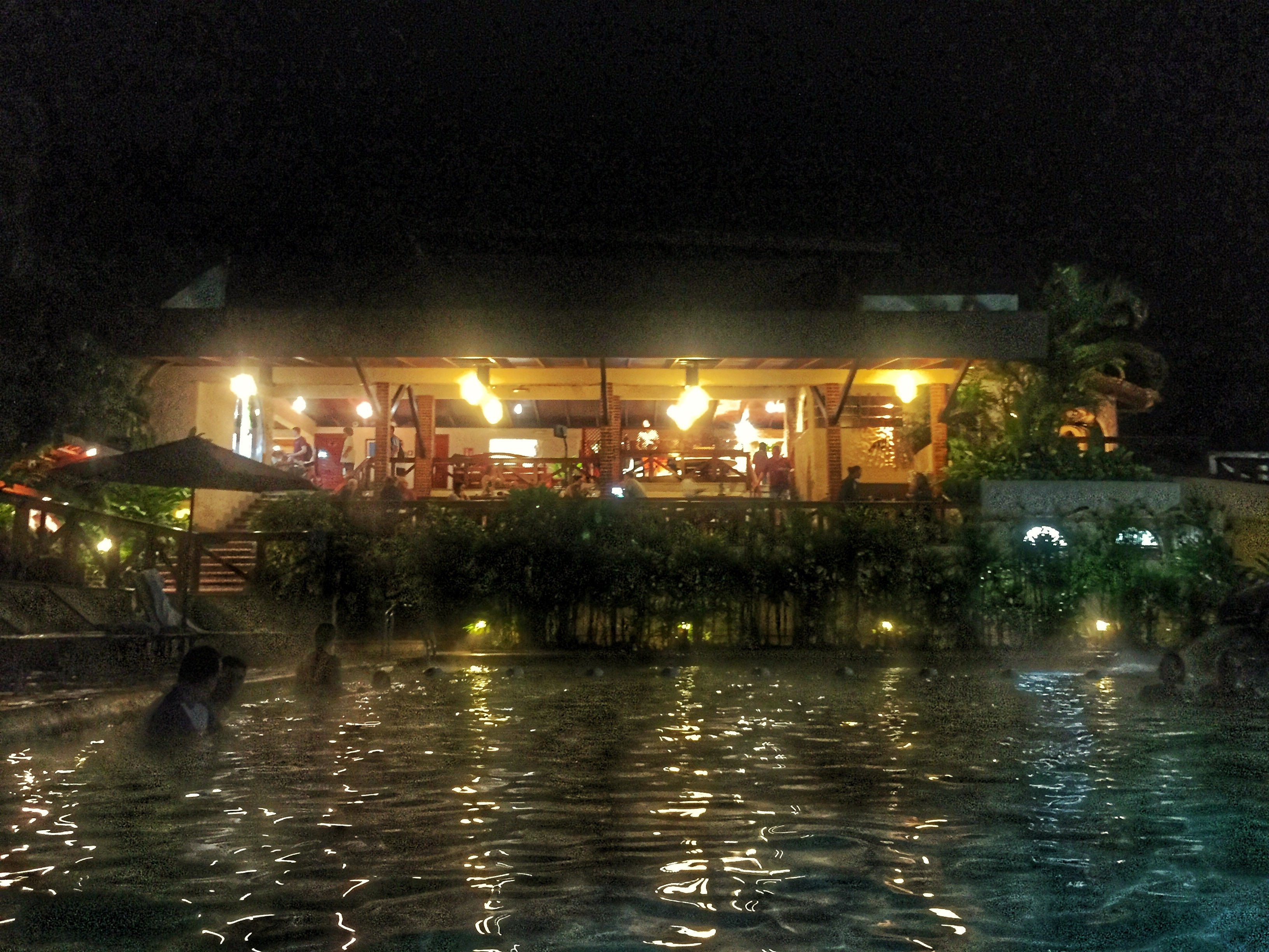Tabacon Hot Springs at Arenal
