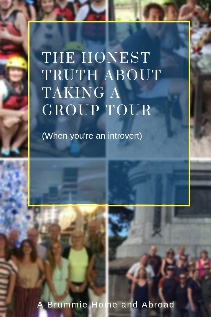 The Honest Truth About Taking A Group Tour - When You're An Introvert