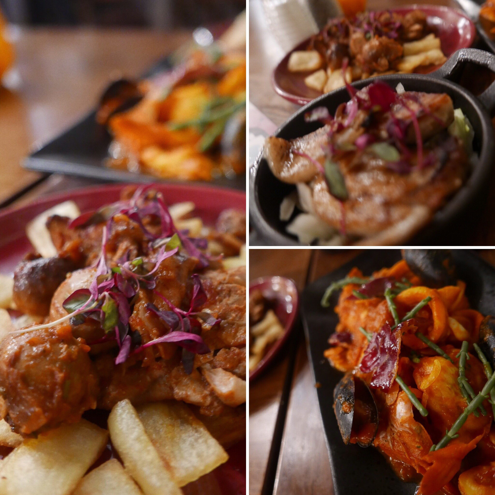 Where to Eat and Drink in Liverpool: Tapas at La Vina