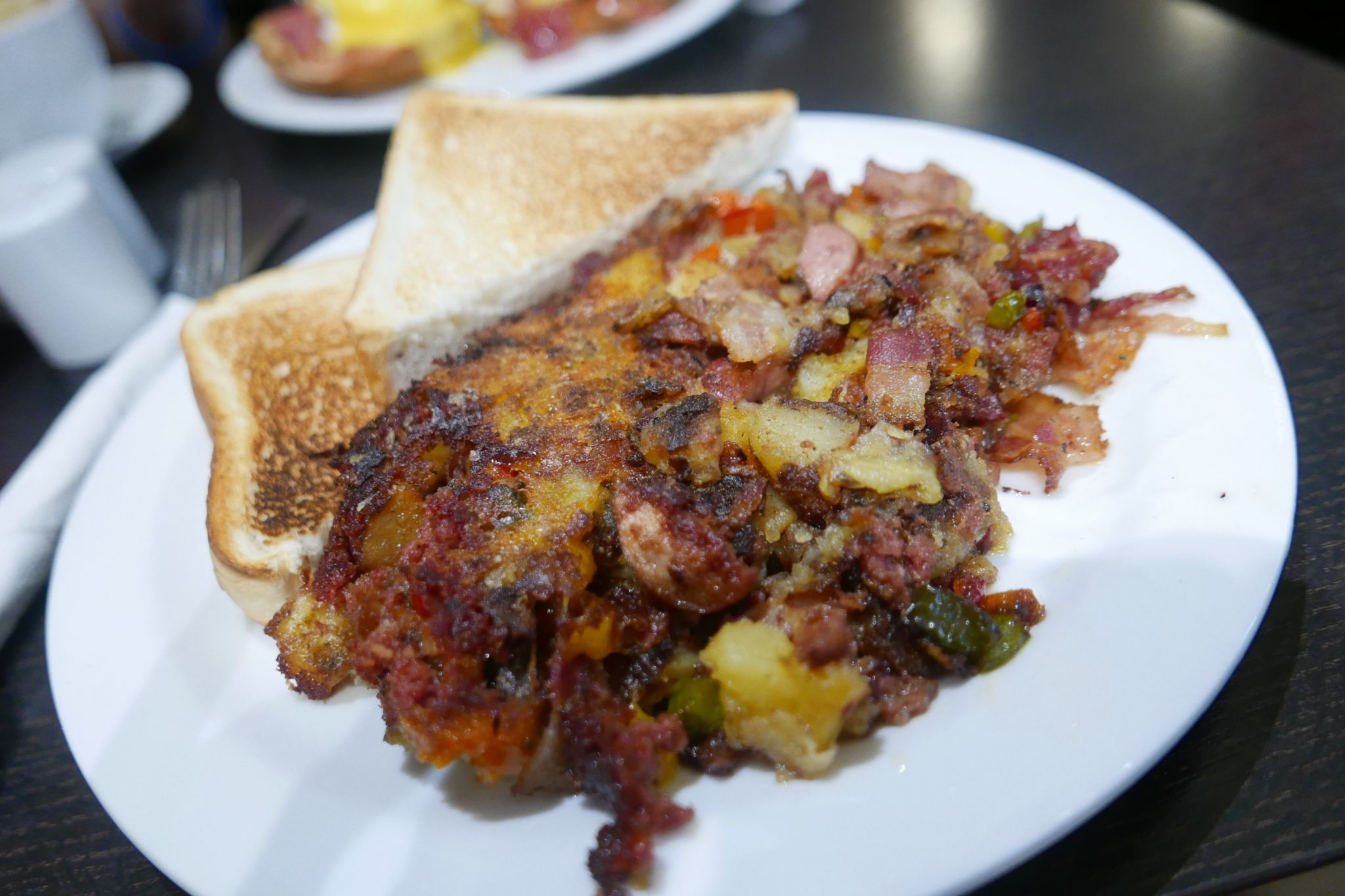 Where to Eat and Drink in Liverpool: Bronx Brunch at Moose Coffee