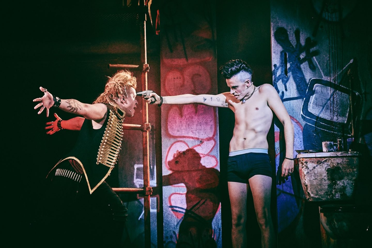 Theatre Review: American Idiot