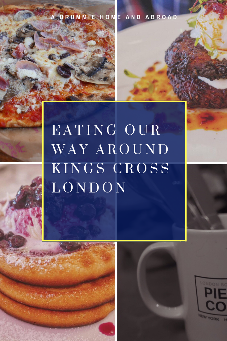 A Guide to Places to Eat around Kings Cross London