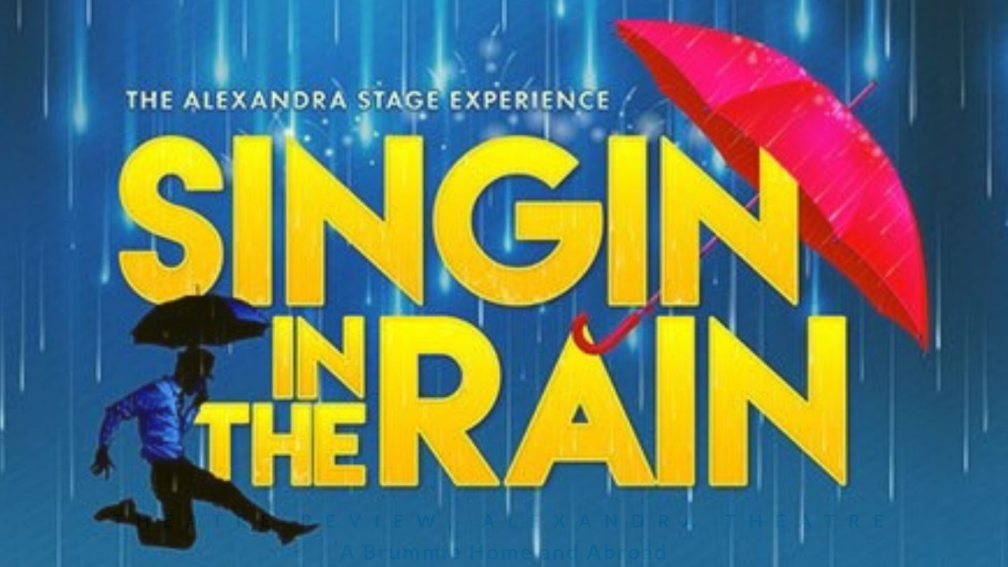Stage Experience 2019: Singin in the Rain