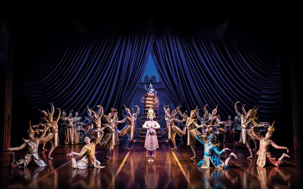 Production Shots from The King & I UK Tour, Matthew Murphy