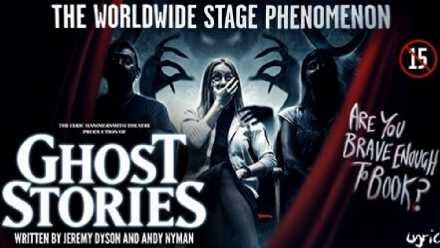 Theatre Review: Ghost Stories