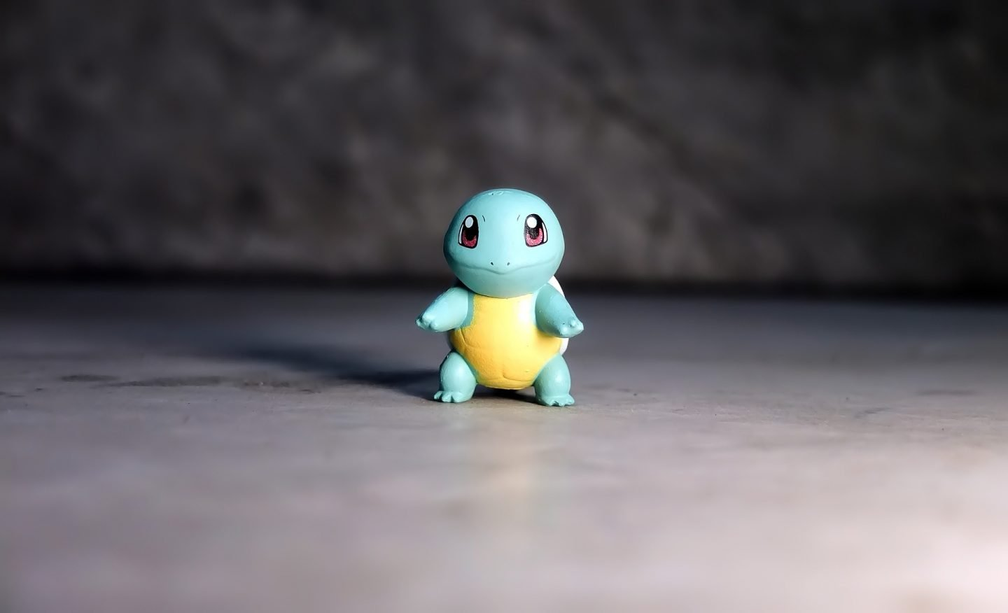 Squirtle Pokemon Toy