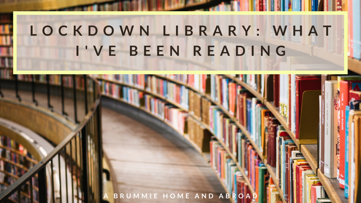 Blog Post: Lockdown Library