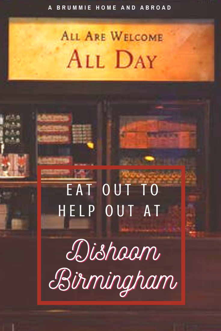 Dishoom has arrived in Birmingham. So does it live up to the hype? We visited in August during the Eat Out To Help Out initiative